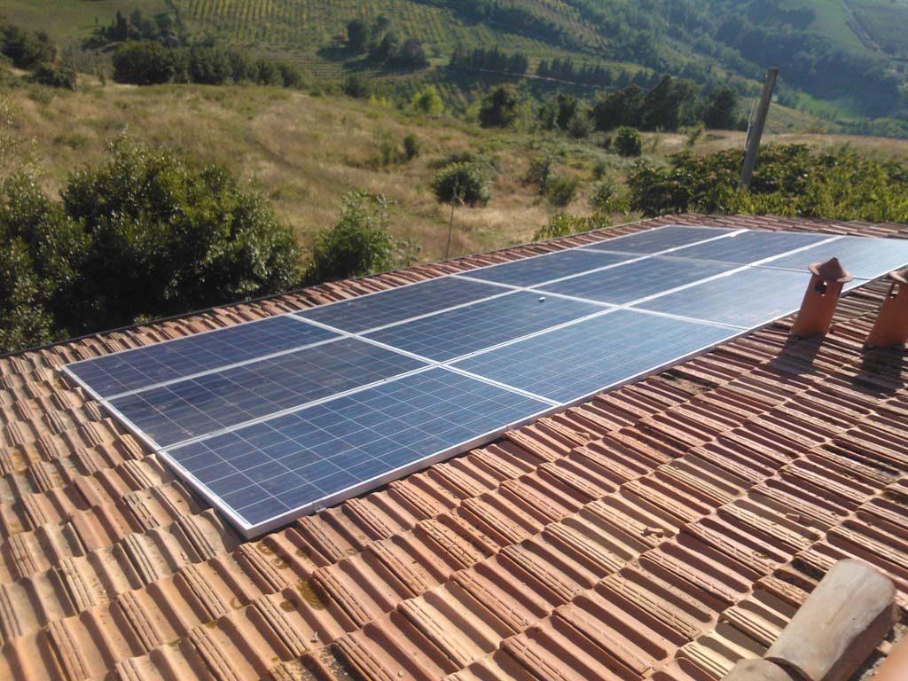 Installazione impianto fotovoltaico imola