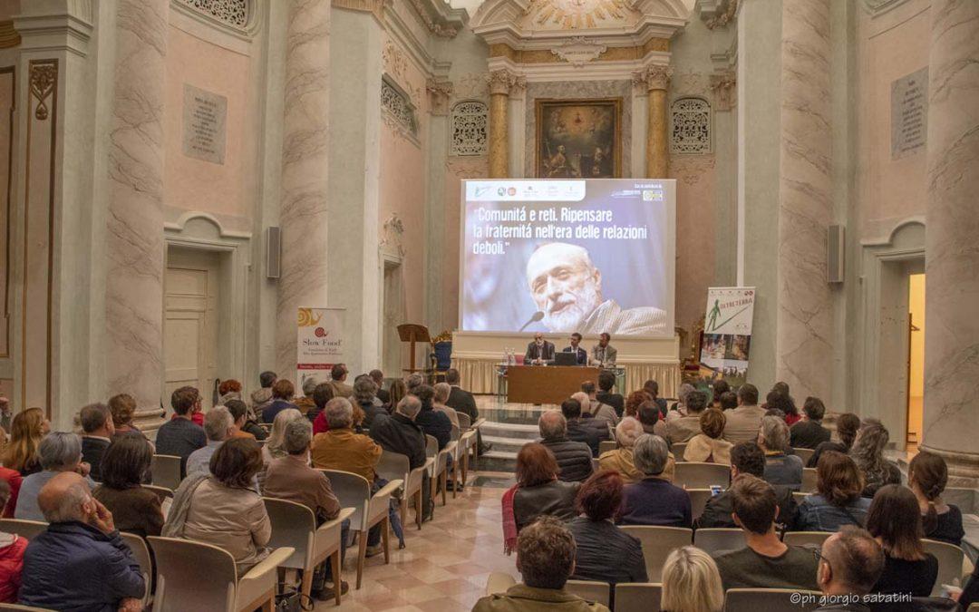 3 maggio: Carlo Petrini, fondatore Slow Food, a Bertinoro