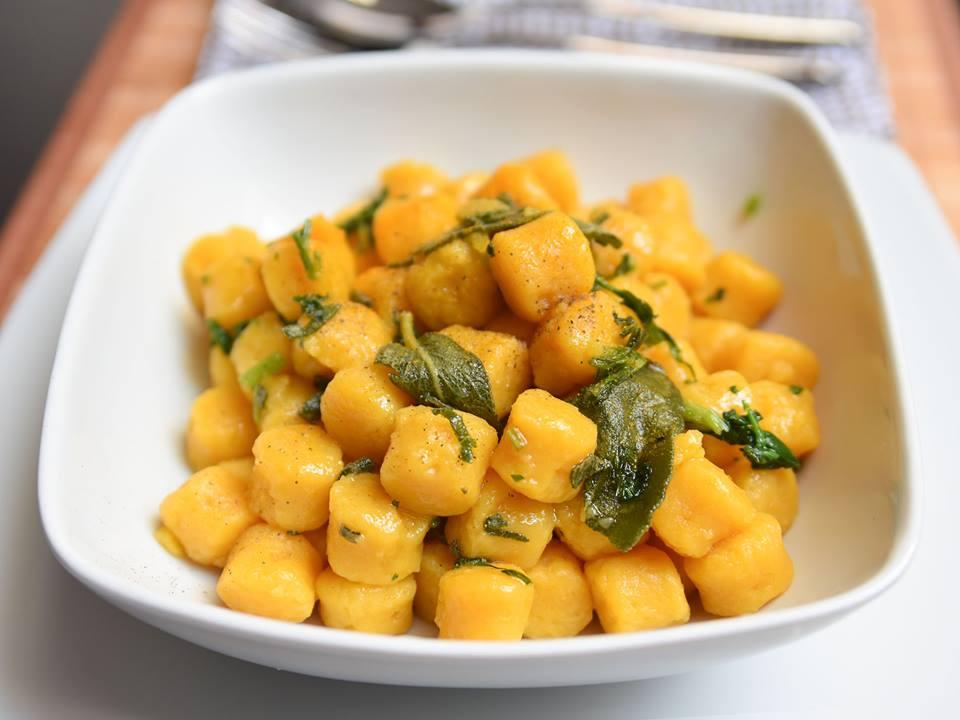 Le ricette di cibo serio gnocchi di ricotta e curcuma for Ricette di cibo
