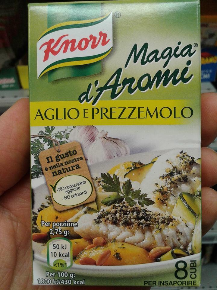 Magia d'aromi Knoor   Magia1