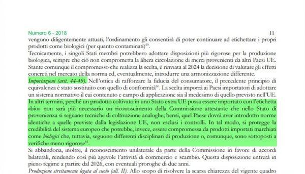 Il cibo biologico Non-UE è credibile? Bio-ue-1-600x344