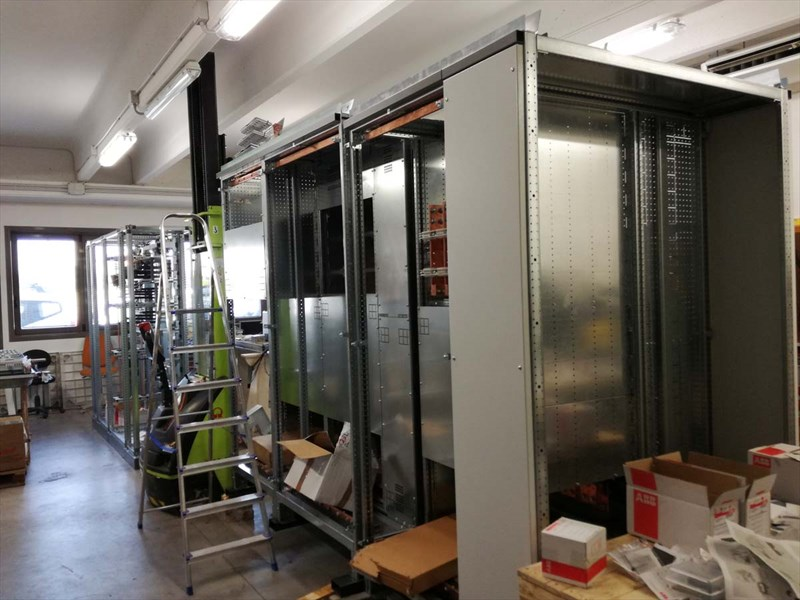 quadro elettrico industriale softer forlì