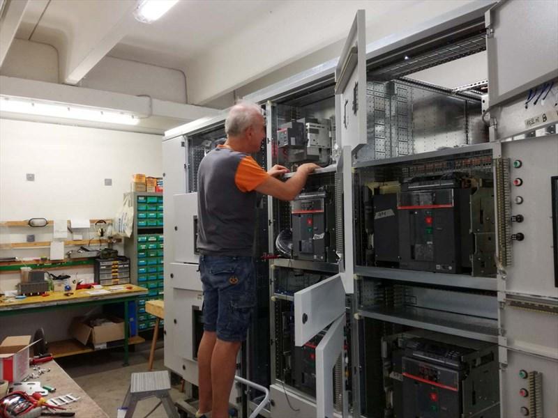preventivi per quadri elettrici nuovi