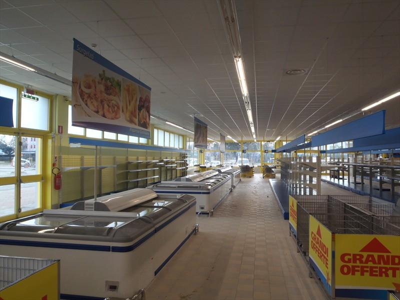 impianto meccanico supermercato