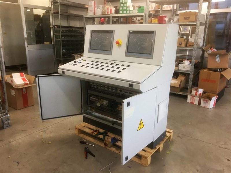 impianto elettrico pulpito fabbrica