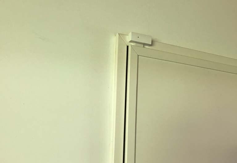 allarme per la porta