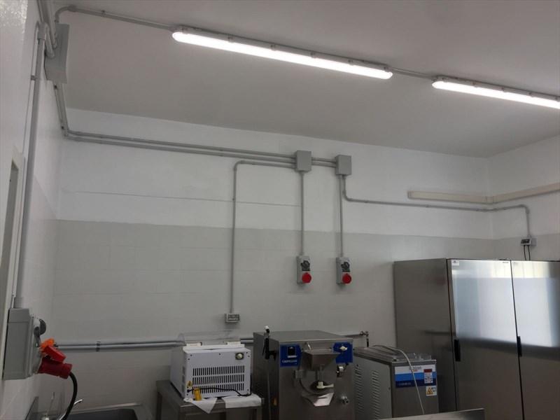 quadro elettrico per gelaterie