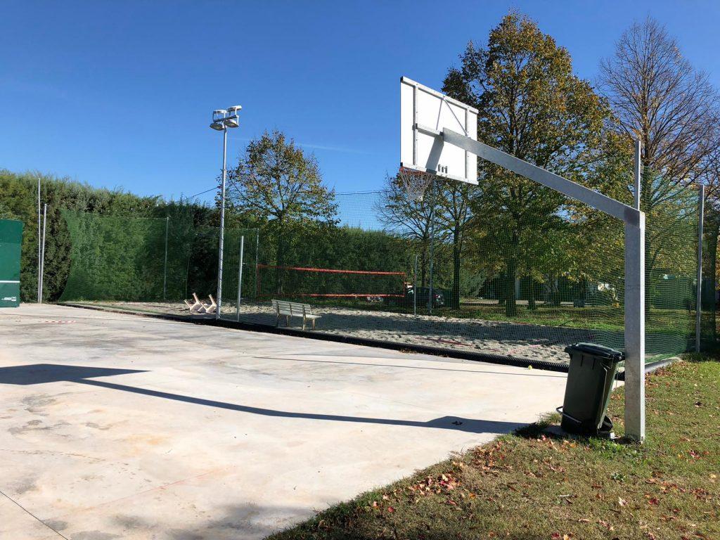 efficienza energetica campi sportivi