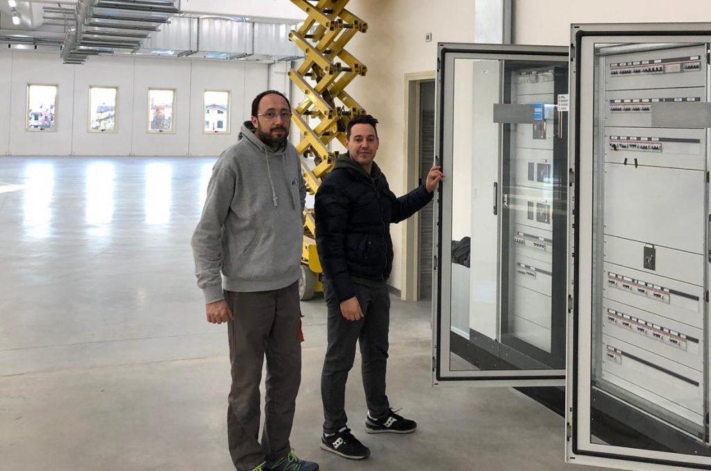 quadri elettrici da esterno a Forlì e Cesena