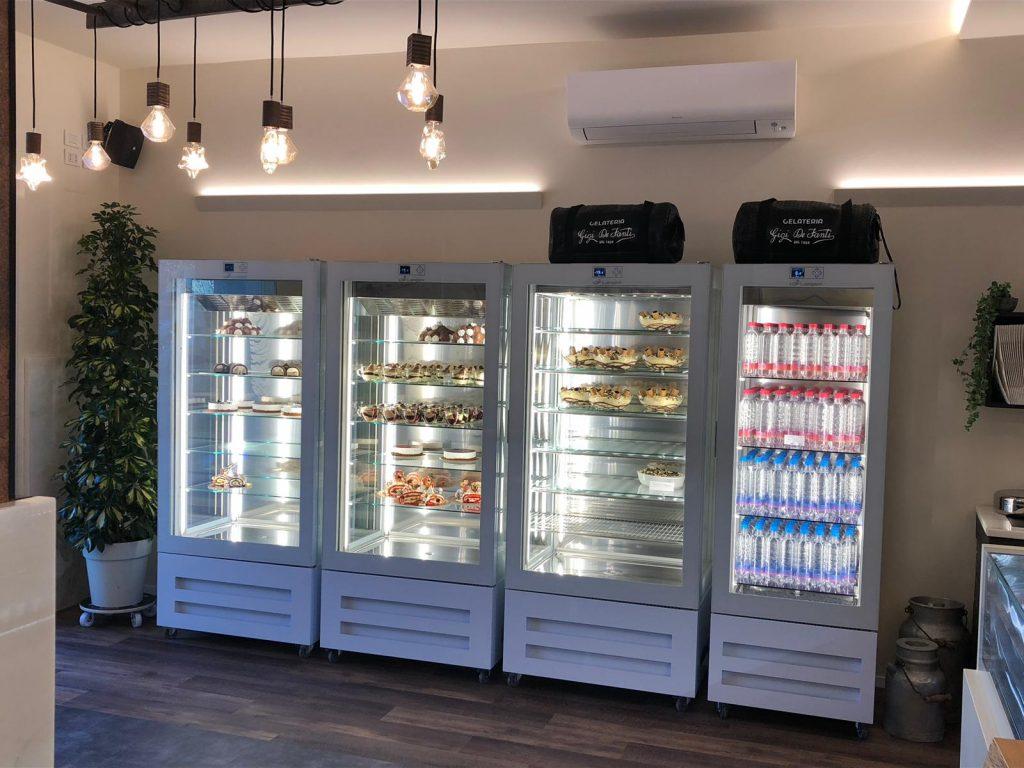 quadri elettrici gelaterie