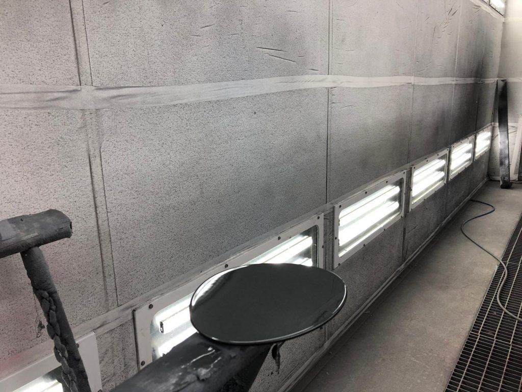 luce led per carrozzerie forlì