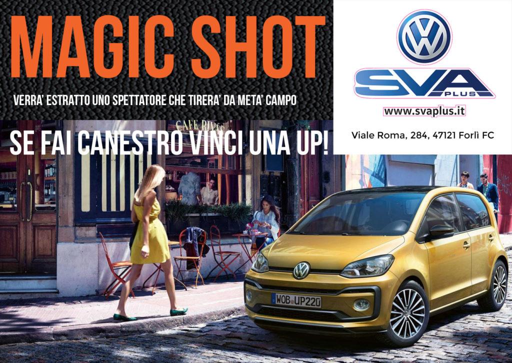 Gran ritorno al Villa Romiti, auto in palio con il Magic Shot e non solo!