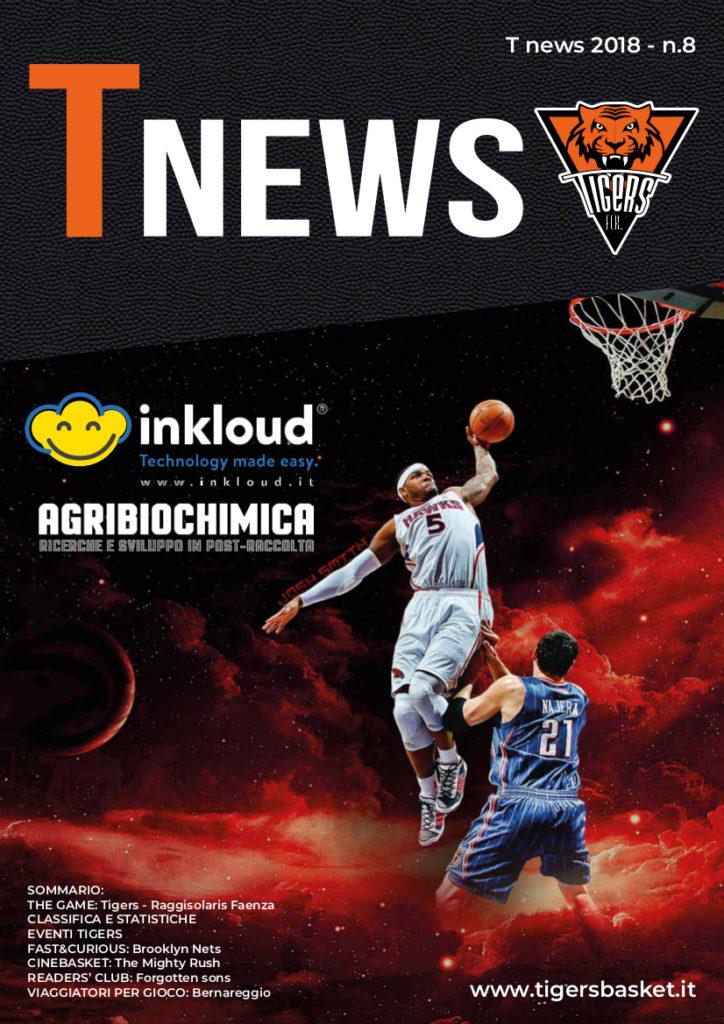 Online il TNews Nr. 8