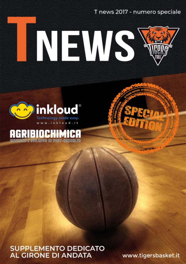 """E' online il TNews """"Special Edition"""" dedicato al girone di andata"""