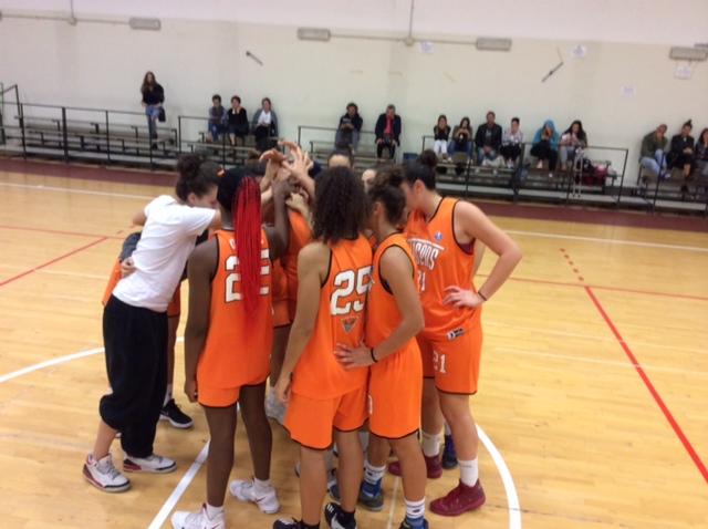 Giovanili Tigers Rosa, U20 Campionesse Regionali!