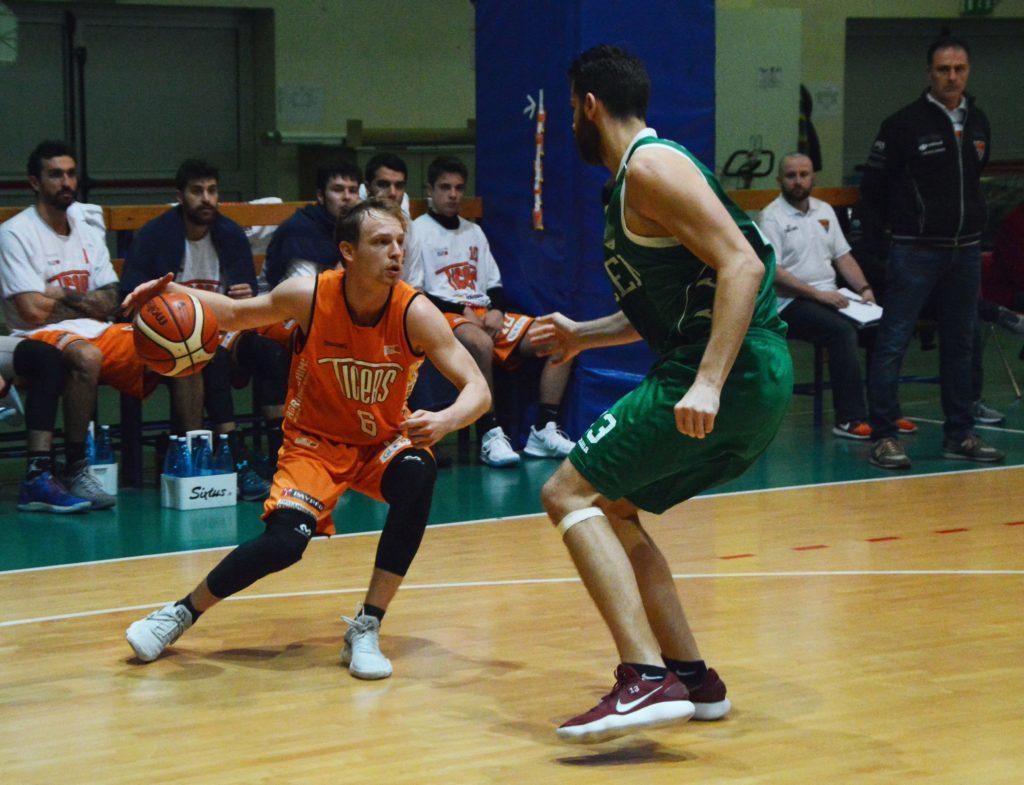 Tigers ospiti del Green Basket Palermo