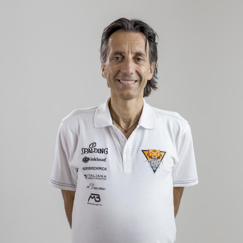 Rinnovo per il preparatore atletico Stefano Elia