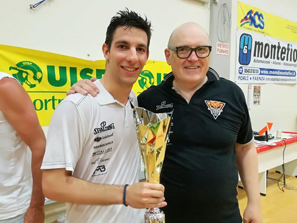 Rinnovo per coach Roberto Villani