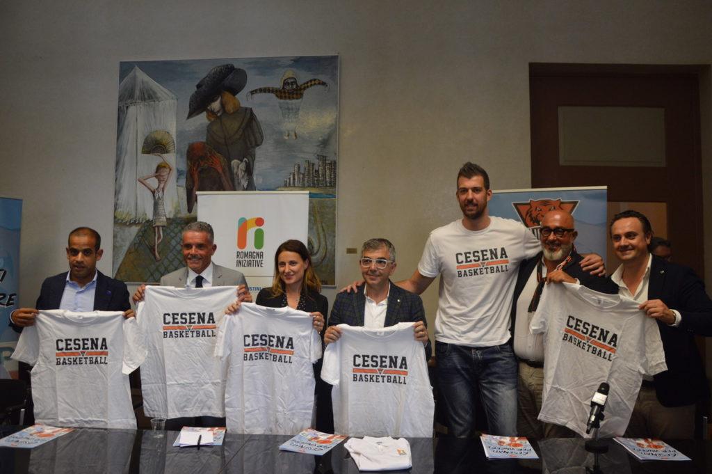 I Tigers sbarcano a Cesena