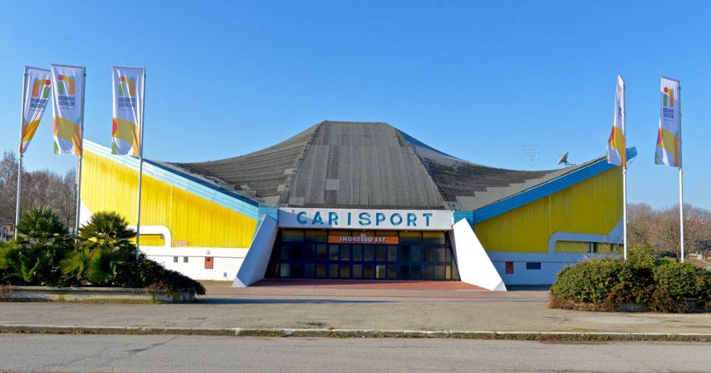Disposizioni per l'accesso al Carisport in occasione di Amadori – Rekico