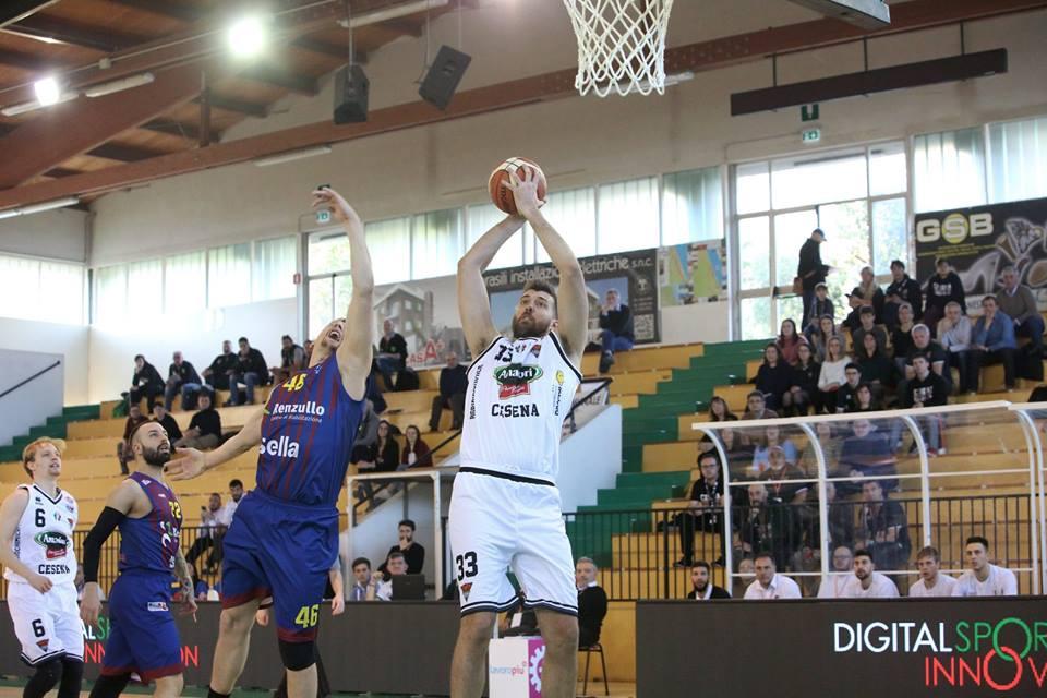 Gli Amadori Tigers Cesena in semifinale di Coppa Italia!