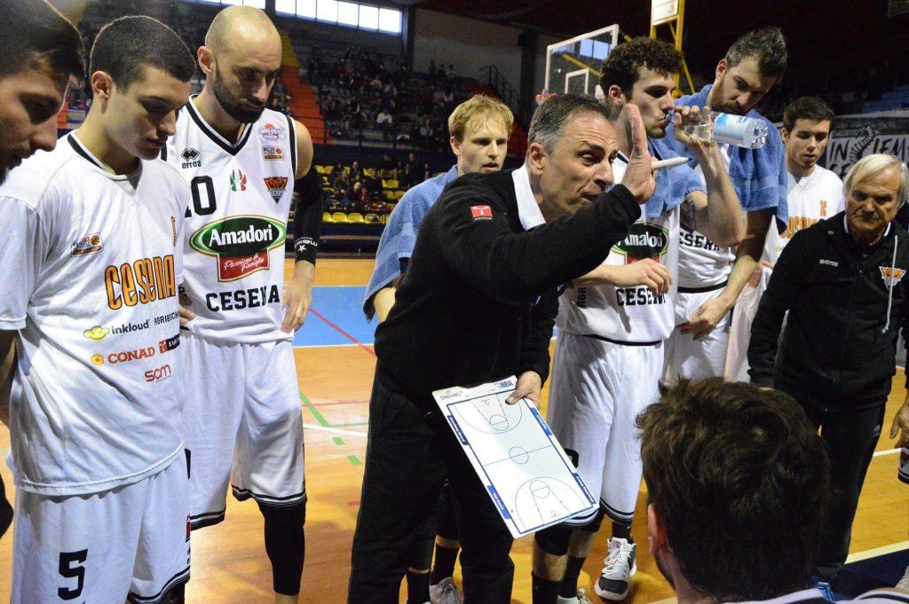 Amadori Cesena a Padova per lanciarsi verso i playoff