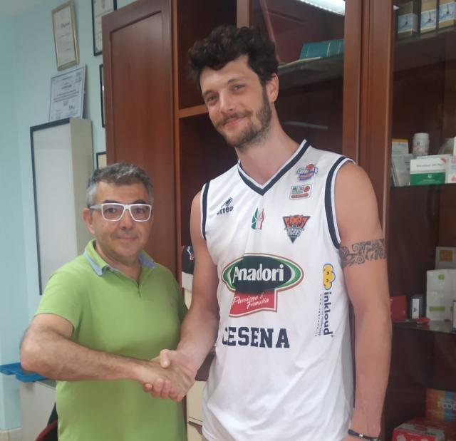 Gioacchino Chiappelli ha scelto la Amadori Tigers Cesena