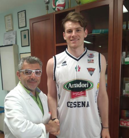 La Amadori porta a Cesena il giovane talento Hajrovic