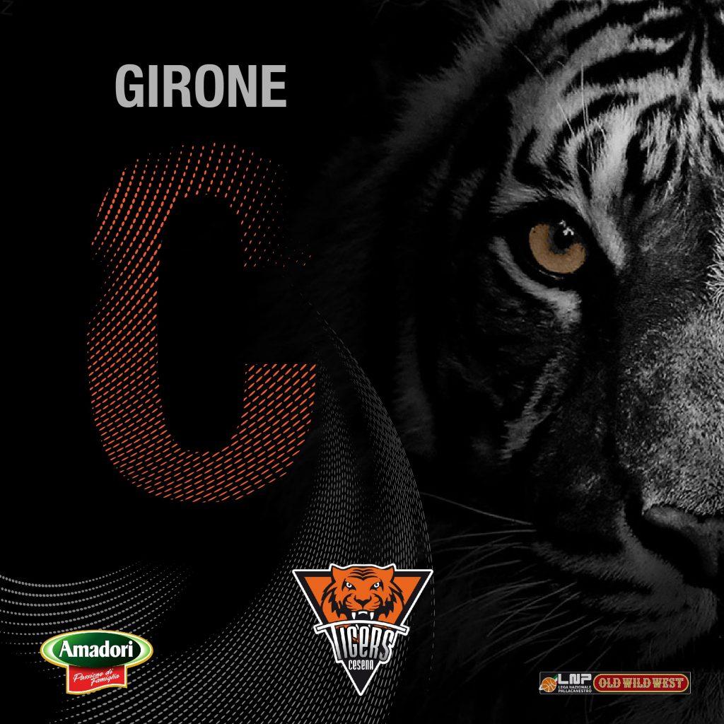 Amadori Tigers Cesena nel Girone C, tanti derby e pochi margini d'errore